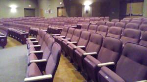 Theatre Seats Photograph