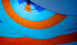 033-Abstract Spinnaker Sail