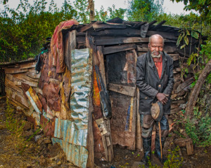 Second Place Old Man At His Home - Jim Redding