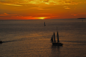 Third Place Windjammer Sunset - Sam Kepler