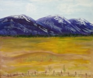 Purple Mountain Majesty, Wilma L. Asquith