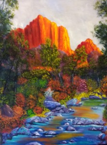 Zion, Jeannie Loren,  Honorable Mention, Painting