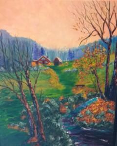 A Peaceful Retreat, Jeannie Loren