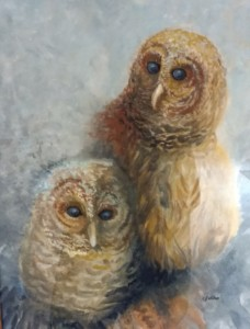 "Barred Owls of Homosassa State Park, Carol ""C.J."" Wilkes"