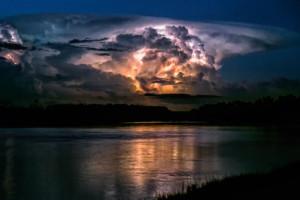 Natures Light Show