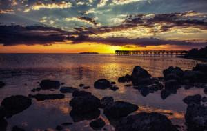 a-nature-coast-sunset